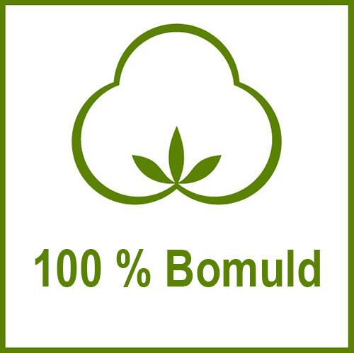 100% Bomuld