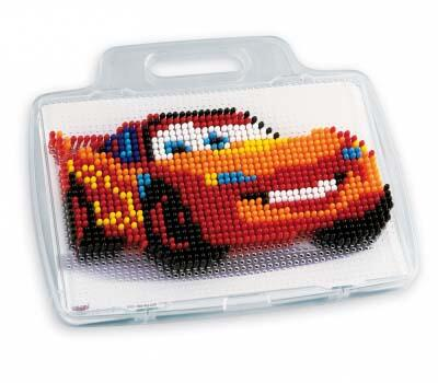 QUERCETTI Fantacolor Disney Cars 2 transparent