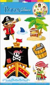 Wallsticker 3D - Pirater